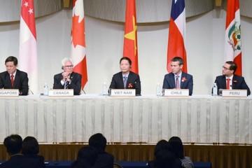 Việt Nam phát biểu đại diện các Bộ trưởng CPTPP
