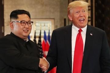 Trump lạc quan về cuộc gặp thượng đỉnh với Kim Jong-un
