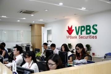 VPBS quý IV/2018 lãi 58,5 tỷ đồng, tăng 11% so với cùng kỳ