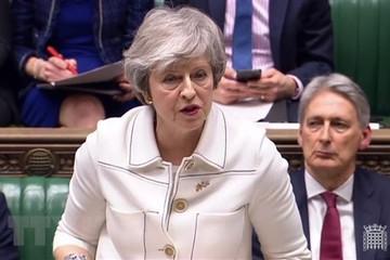 Thủ tướng Anh Theresa May tiết lộ kế hoạch B về thỏa thuận Brexit