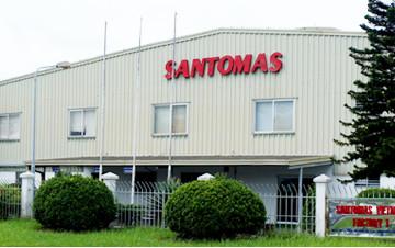 Santomas SDN BHD chào mua bất thành cổ phần Santomas Việt Nam