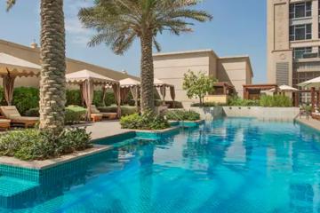 Ngắm khách sạn của tuyển Việt Nam ở Dubai