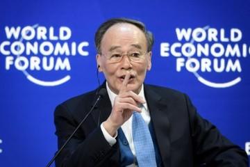 Tại Davos, Trung Quốc kêu gọi Mỹ cùng hợp tác vì lợi ích song phương