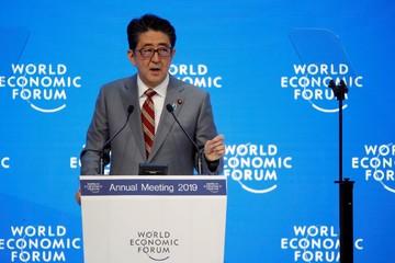 Thủ tướng Nhật Bản nói gì tại Davos 2019?