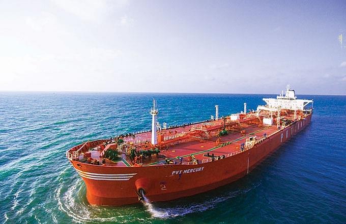 Nhận thêm tàu mới, PVT báo lãi năm 2018 tăng 44% đạt 771 tỷ đồng