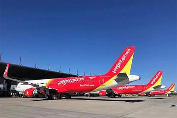 Vietjet: Các chỉ tiêu vượt kế hoạch, phát triển mạnh các đường bay quốc tế