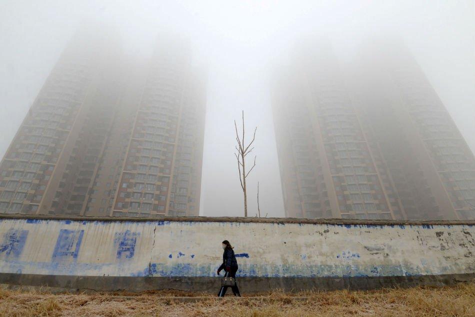 Ô nhiễm - nguyên nhân gây phiền muộn cho xã hội Trung Quốc