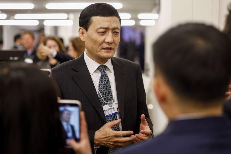 Bữa ăn tối của Jack Ma và các CEO HSBC Holdings, Standard Chartered, Morgan Stanley