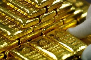 USD tăng, giá vàng giảm nhẹ