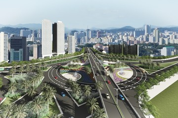 Hà Nội điều chỉnh thời gian dự án đường bao quanh công viên tưởng niệm Chu Văn An đến quý IV/2019