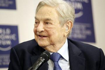 Tỷ phú George Soros: Cuộc chiến tranh lạnh giữa Mỹ và Trung Quốc sẽ sớm được 'hâm nóng'