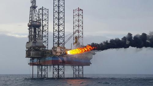 Việt Nam đón dòng dầu đầu tiên tại mỏ Cá Tầm