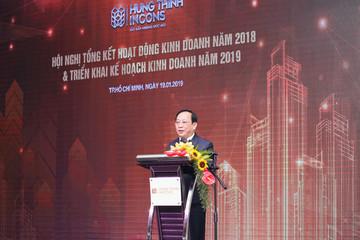Hưng Thịnh Incons tăng 61% lợi nhuận năm 2018