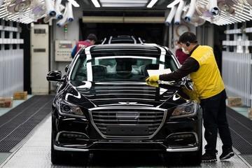 Hyundai báo quý lỗ đầu tiên trong 8 năm
