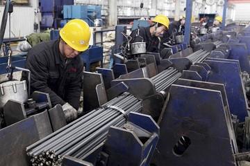 Giá thép Trung Quốc có tuần tăng mạnh nhất gần 2 tháng