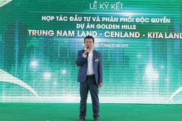 Trung Nam Land - Kita Land - CENLand hợp tác đầu tư và phân phối độc quyền dự án Golden Hills