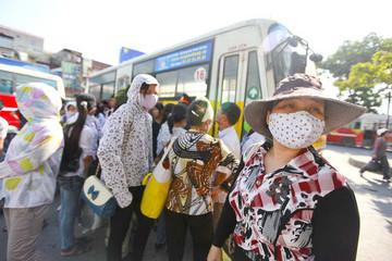 Ô nhiễm không khí ở Hà Nội từ xấu đến nguy hại
