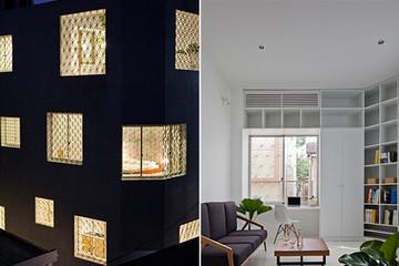 Bên trong ngôi nhà có nhiều cửa sổ nhất Việt Nam