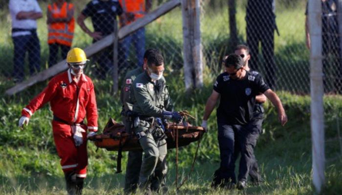 Gần 400 người chết và mất tích trong vụ vỡ đập ở Brazil