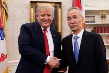 Trump sắp gặp phó thủ tướng Trung Quốc để bàn về thương mại
