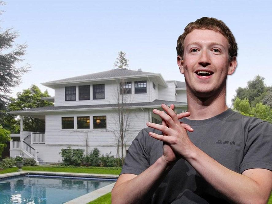 Đến thăm nhà của các tỷ phú công nghệ (phần II)