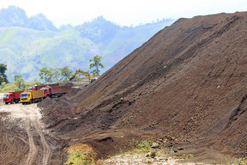 Bộ Công Thương cho phép doanh nghiệp xuất khẩu 340.000 tấn quặng sắt