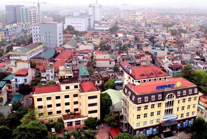 Mở rộng thành phố Thanh Hóa