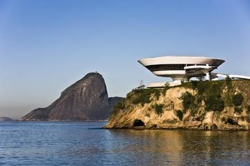 Rio de Janeiro là thủ đô kiến trúc đầu tiên của thế giới