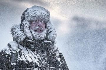 Cảnh tượng kỳ thú ở Chicago khi trời lạnh hơn Bắc Cực