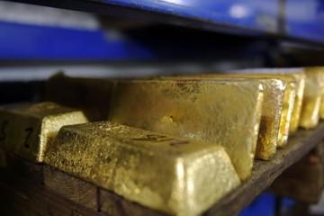 Dự trữ vàng tại các ngân hàng trung ương tăng mạnh nhất 50 năm