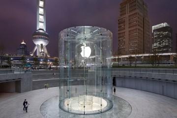 15 cửa hàng Apple ấn tượng nhất thế giới