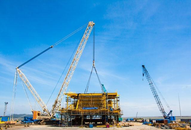 Xây lắp Dầu khí (PVX) lỗ tiếp 310 tỷ đồng trong năm 2018, nâng tổng lỗ lũy kế chưa phân phối lên 3.563 tỷ đồng