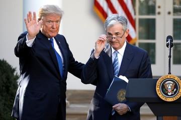 Trump lần đầu gặp chủ tịch Fed, ngồi ăn tối rồi bàn về kinh tế