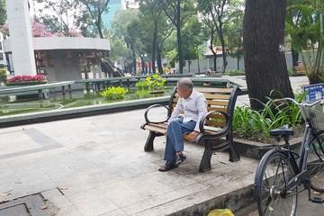 Có một Sài Gòn 'vẫn thế' trong ngày đầu năm mới