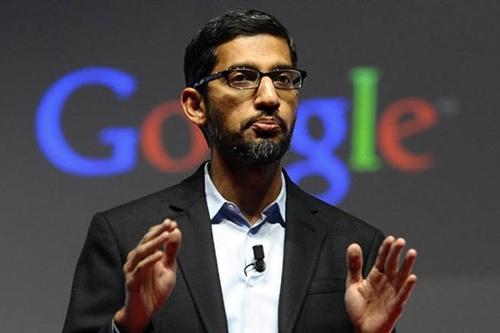 CEO Pichai trúng tuyển vào Google như thế nào