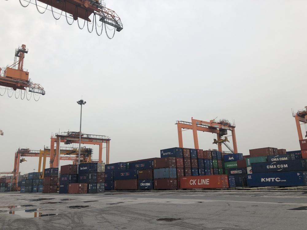 Thời gian làm thủ tục tại cảng vụ hàng hải giảm 12 lần
