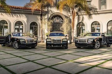 4 phiên bản Rolls-Royce đặc biệt mừng năm Kỷ Hợi