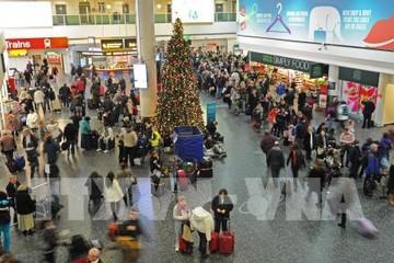 Các sân bay châu Âu đón lượng khách kỷ lục