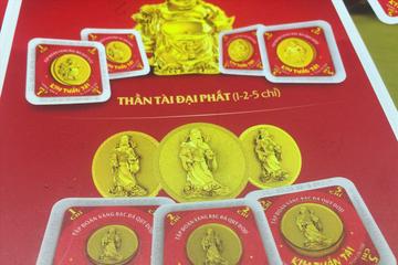 Có nên mua vàng ngày vía Thần Tài?