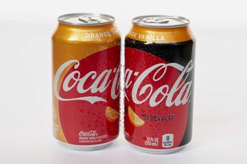 Coca-Cola ra vị mới sau 10 năm