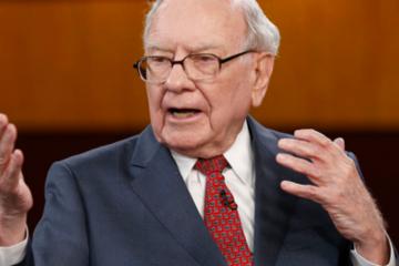 Cách đơn giản để giàu gấp rưỡi của Warren Buffett