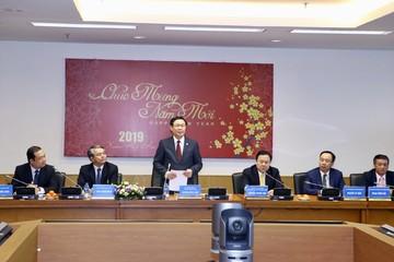 Phó Thủ tướng Vương Đình Huệ: VNPT cần chuẩn bị tốt các điều kiện để IPO vào cuối năm 2019