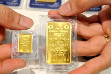 Giá bán vàng SJC cao nhất kể từ ngày vía Thần Tài 2018