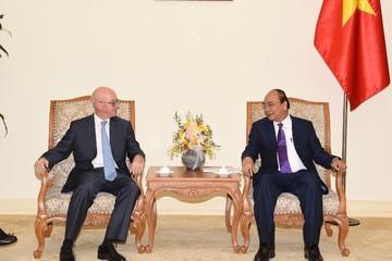 Thủ tướng đề nghị IMF hỗ trợ thống kê khu vực kinh tế phi chính thức