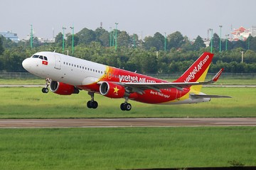 Vietjet bán 3 triệu vé máy bay giá từ 0 đồng đi Nhật Bản, Hàn Quốc, Đài Loan