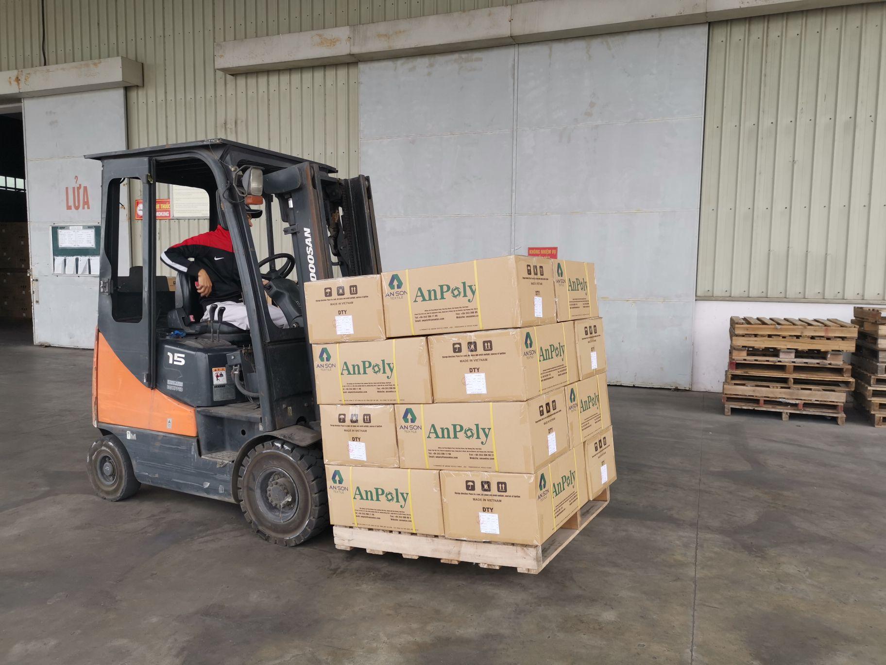 AAA xuất khẩu kỷ lục 9.100 tấn sản phẩm ngay trong tháng đầu năm 2019