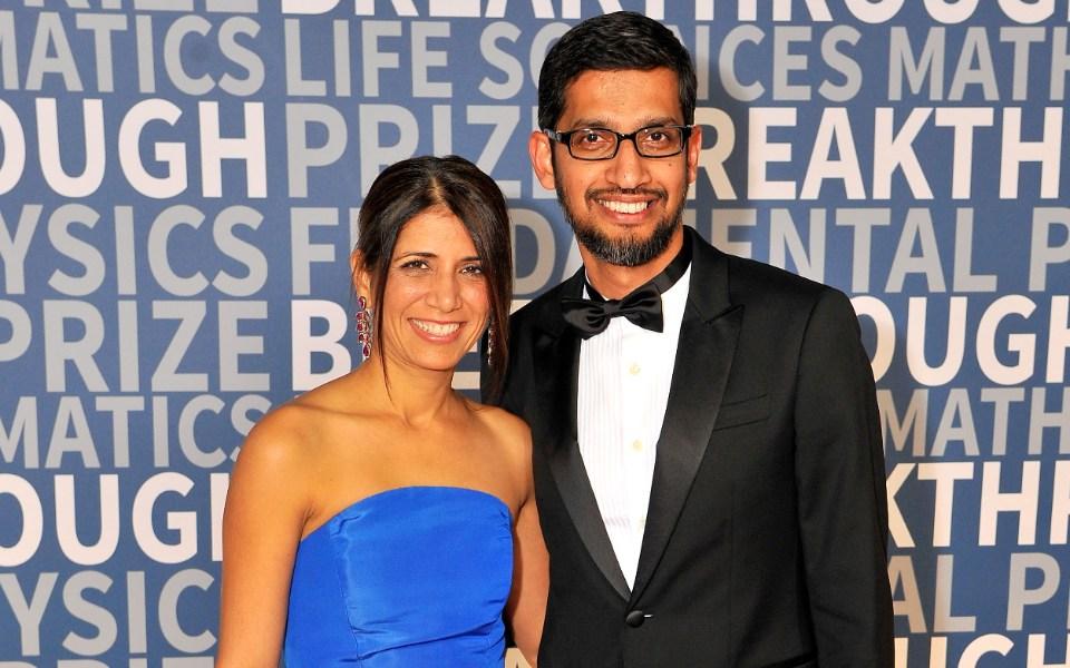 Valentine nghe chuyện tình của CEO Google: Sang Mỹ vẫn quyết tâm cưới bạn gái quê nhà làm vợ