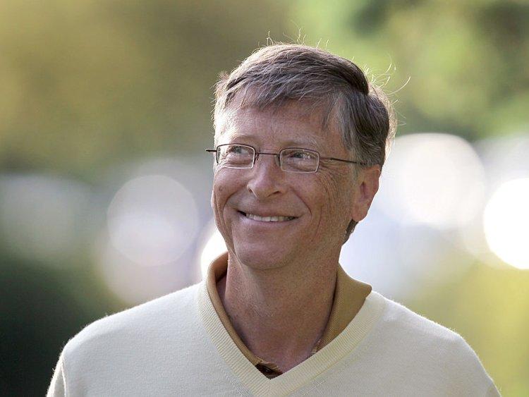 Một ngày của tỷ phú Bill Gates