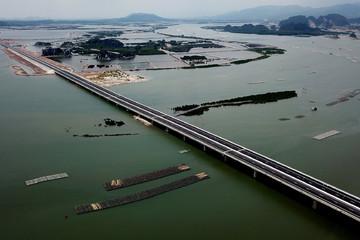 Khởi công đường bộ gần 4.000 tỷ ven biển Thái Bình