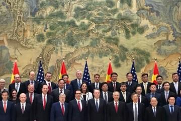 Bộ trưởng Tài chính Mỹ lạc quan sau đàm phán thương mại với Trung Quốc